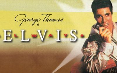 Back in Time With George Thomas as Elvis